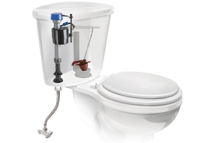 Toilet Supply line