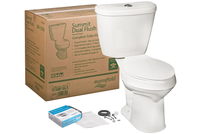 Toilet kit
