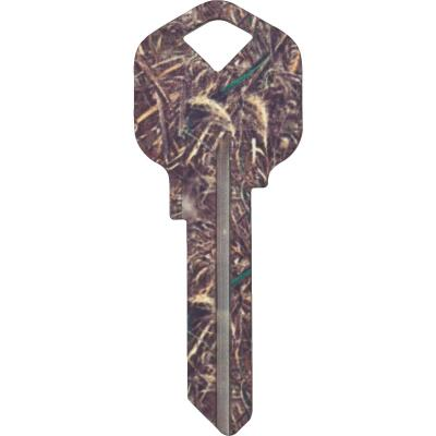 ILCO Kwikset Realtree Camo Design Decorative Key, KW1