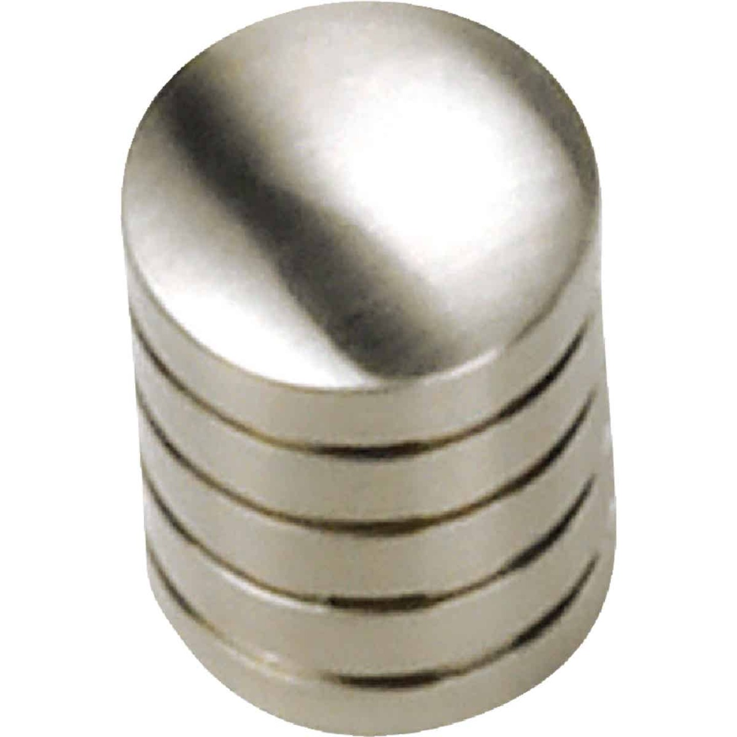 Laurey Brushed Satin Nickel 5/8 In. Cabinet Knob Image 1