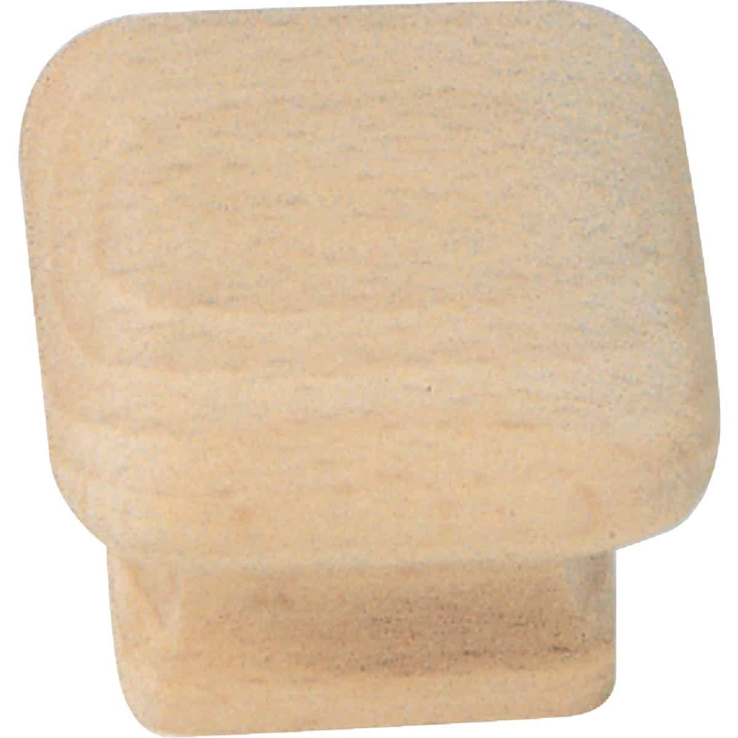 Laurey Natural Wood 1-1/2 In. Cabinet Knob Image 1