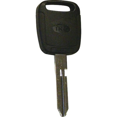 Hy-Ko Nissan Nickel Plated Programmable Chip Key