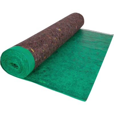 QEP SuperFelt 44 In. W x 27.3 Ft. L Underlayment, 100 Sq. Ft./Roll