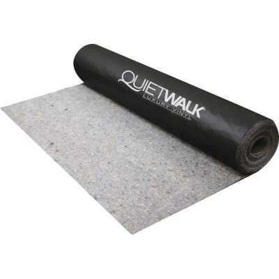 QuietWalk Luxury Vinyl 3 Ft. W x 33.33 Ft. L Underlayment with Vapor Barrier, 100 Sq. Ft./Roll