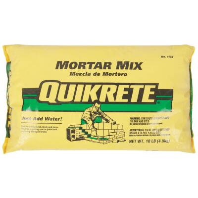 Quikrete 10 Lb Type-N Mortar Mix