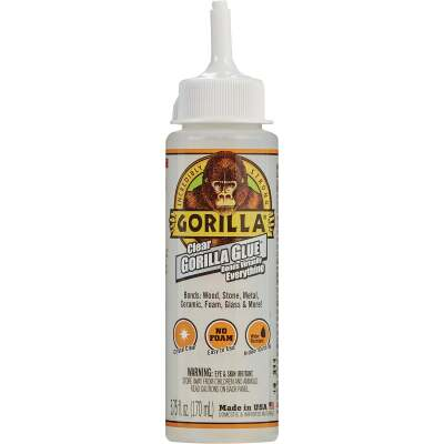 Gorilla 5.75 Oz. Clear All-Purpose Glue