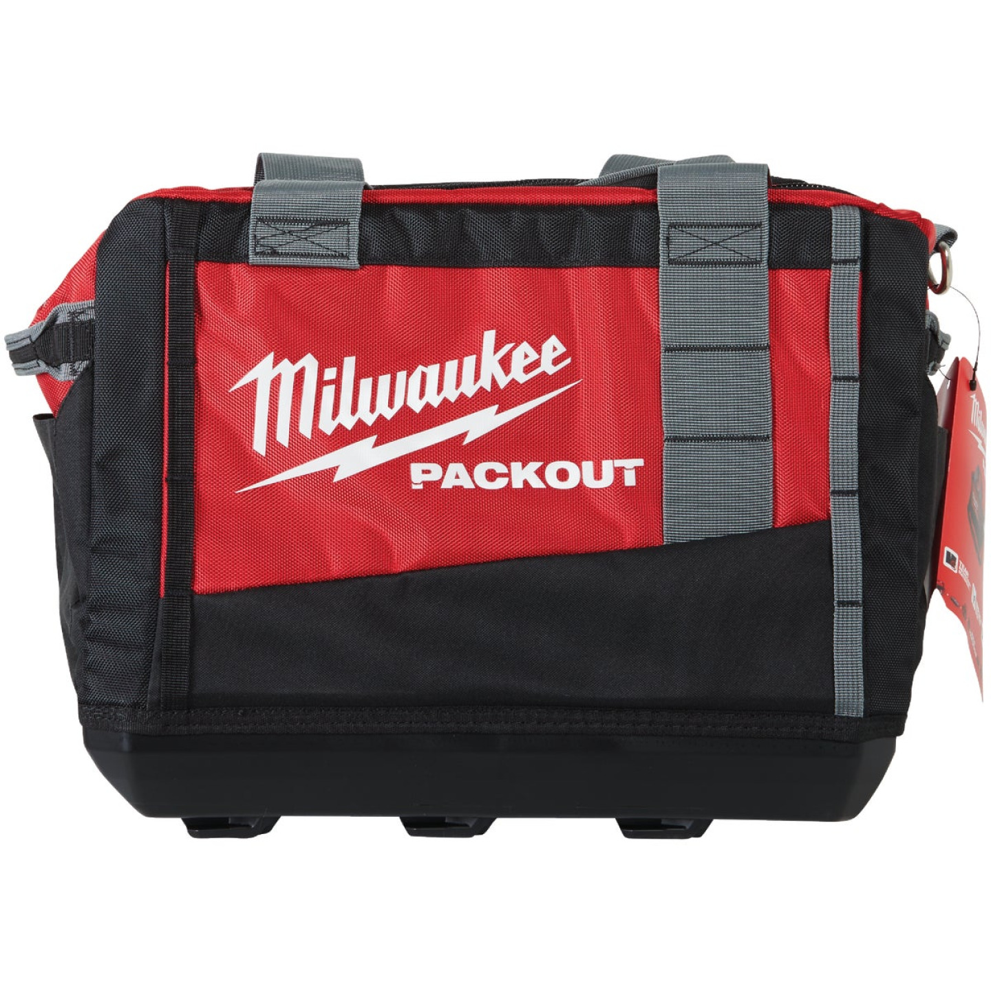 Milwaukee PACKOUT 3-Pocket 15 In. Tool Bag Image 4