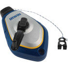 Irwin STRAIT-LINE Speed-Line Pro 100 Ft. Chalk Line Reel Image 4