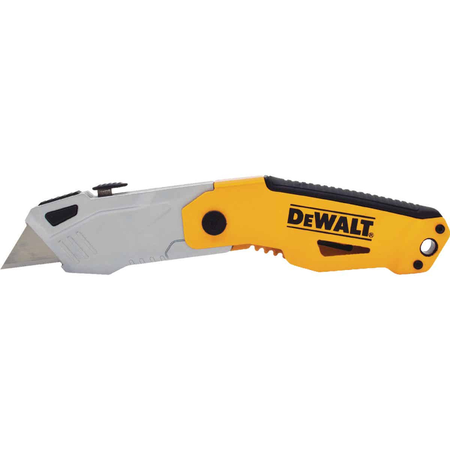 DeWalt Retractable Folding Auto-Load Utility Knife Image 1