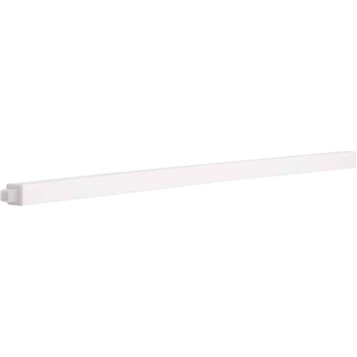 Franklin Brass Porcelana 24 In. White Replacement Towel Bar Only
