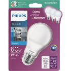 Philips SceneSwitch 60W Equivalent Daylight A19 Medium LED Light Bulb Image 1