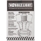 Wobblelight 15,000 Lm. Metal Halide Stand-Up Work Light Image 2