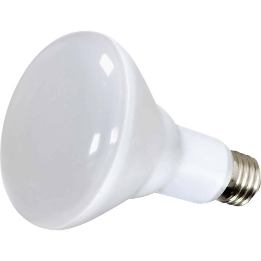 Satco Ditto 65W Equivalent Warm White BR30 Medium Dimmable LED Floodlight Light Bulb (6-Pack)