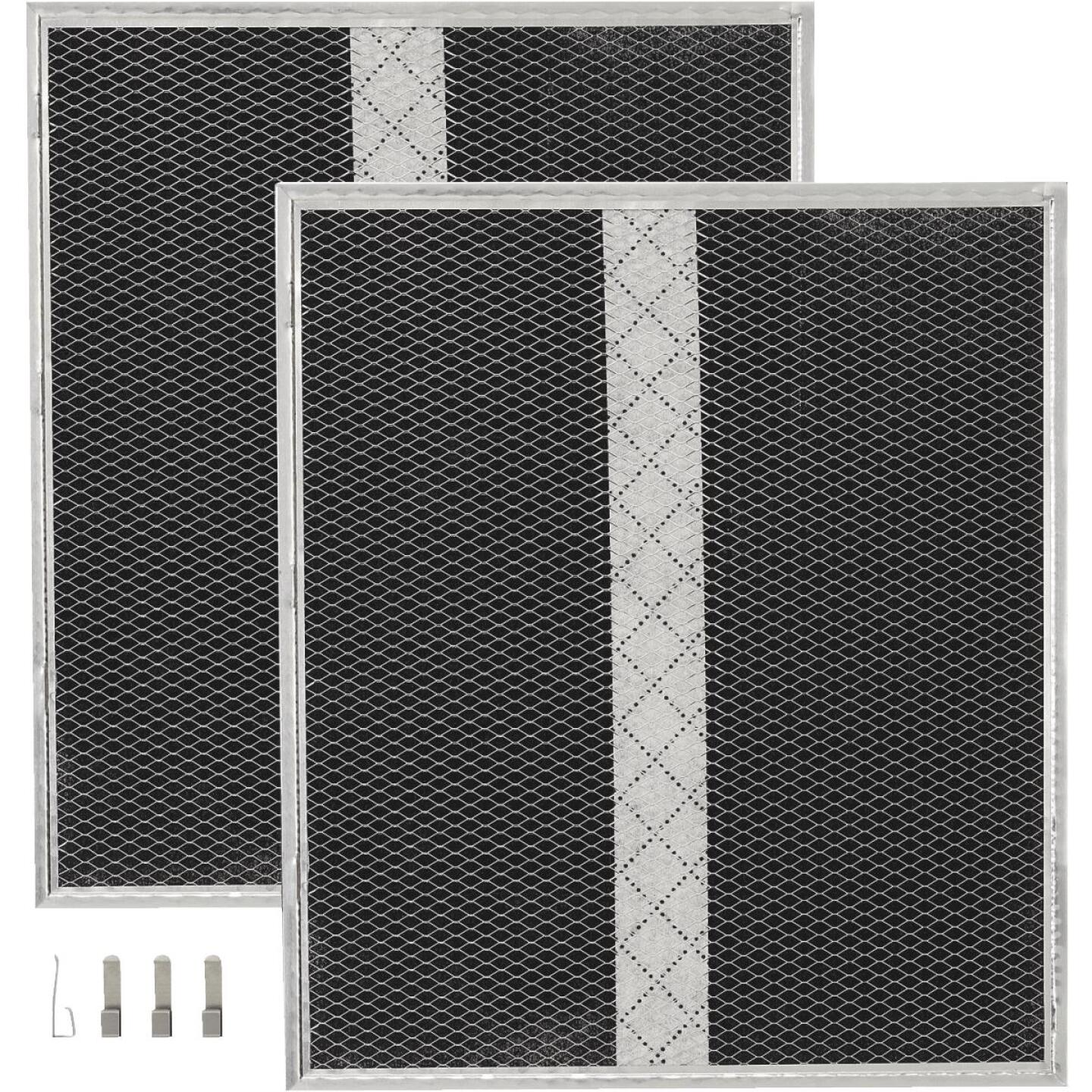 Broan-Nutone Non-Ducted Charcoal Range Hood Filter (2-Pack) Image 1