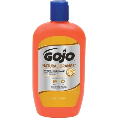 GOJO Natural Orange 14 Oz. Smooth Hand Cleaner