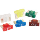 Bussmann ATM Low Profile Mini Fuse Assortment (6-Piece) Image 3