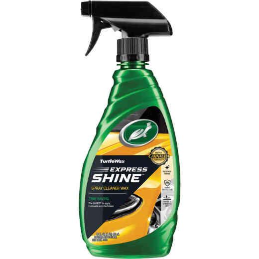 Turtle Wax Express Shine 16 Oz. Trigger Carnauba Spray Car Wax