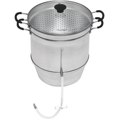 Roots & Branches 4.5 Qt. Aluminum Steam Juicer