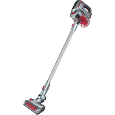 Kalorik 140W Cordless Bagless Red Stick Vacuum Cleaner