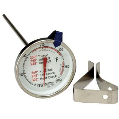 Taylor TruTemp Candy/Deep Fryer Kitchen Thermometer