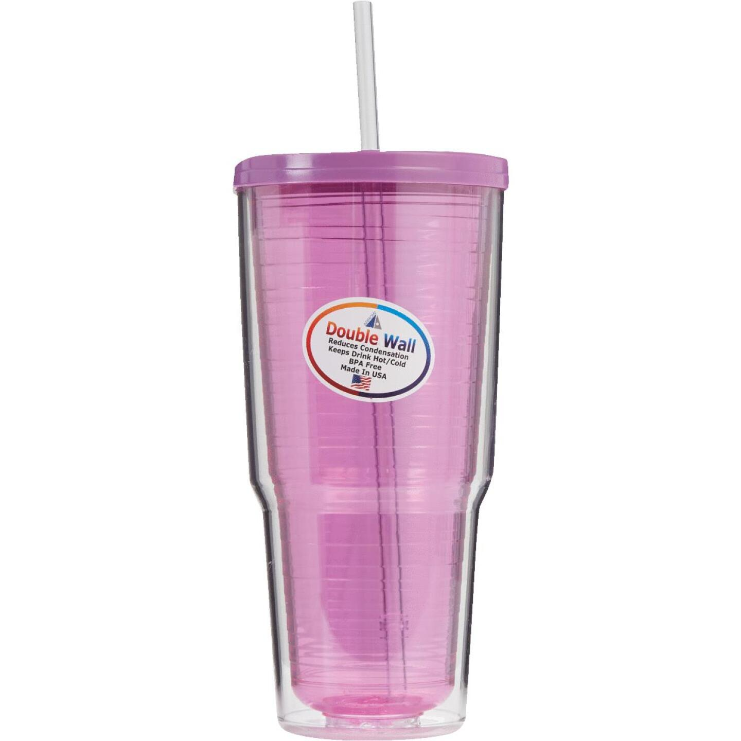 Arrow 24 Oz. Double Wall Insulated Tumbler Image 2