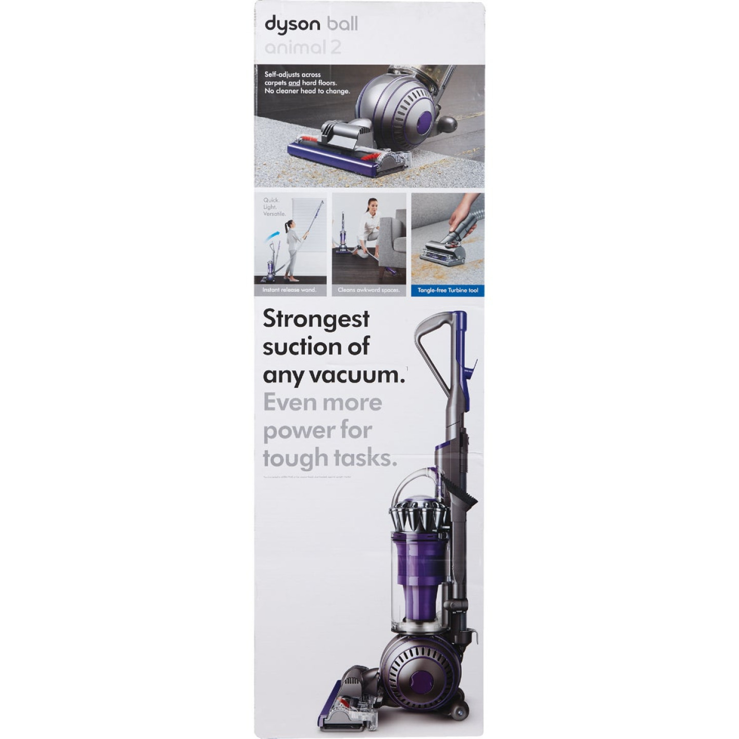 Dyson Ball Animal 2 Bagless Upright Vacuum Cleaner Image 2