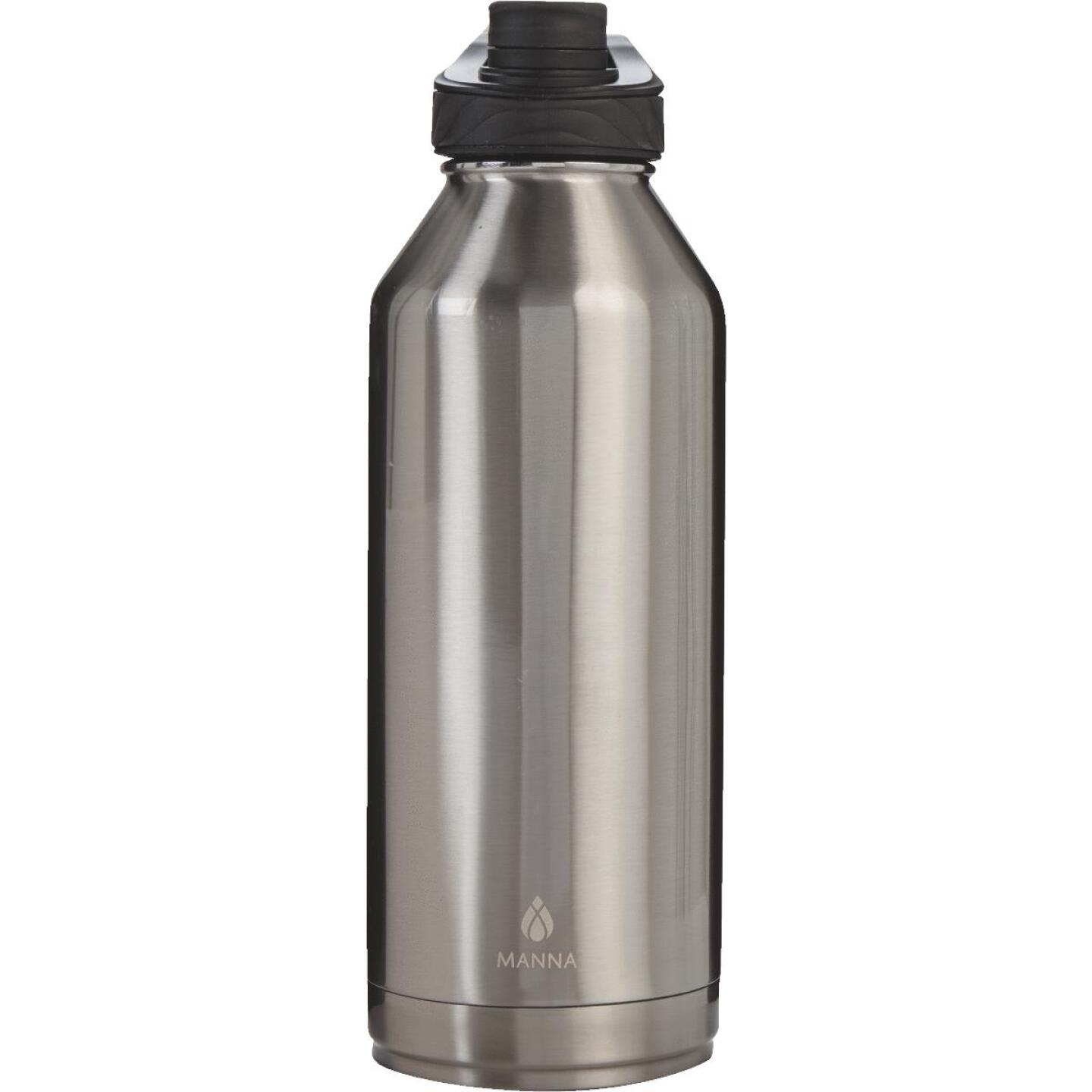 Manna Convoy 80 Oz. Stainless Steel Insulated Bottle Image 1
