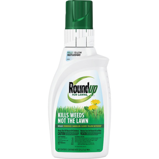 Roundup For Lawns 32 Oz. Concentrate Northern Formula Weed Killer