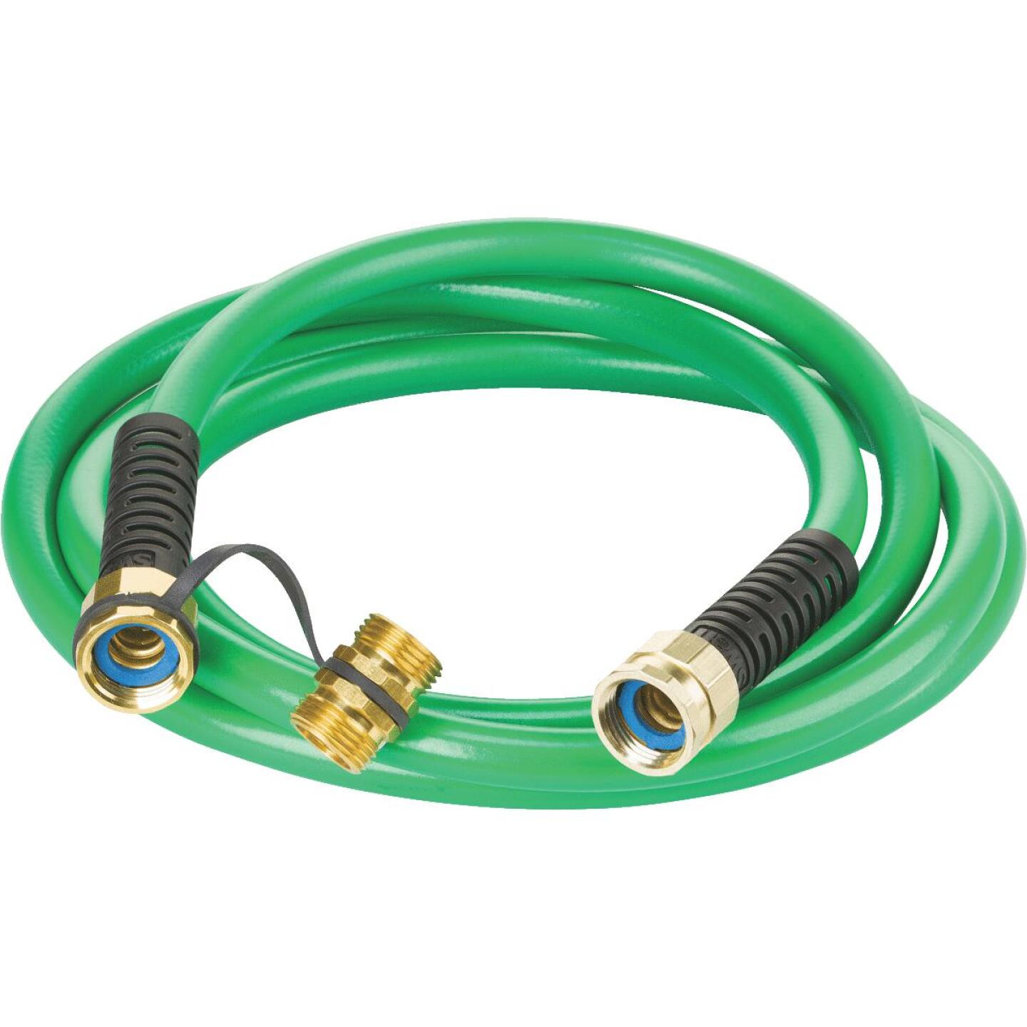 Element 1/2 In. Dia. x 10 Ft. L. Drinking Water Safe Universal Leader Hose with Female Couplings Image 3