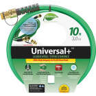 Element 1/2 In. Dia. x 10 Ft. L. Drinking Water Safe Universal Leader Hose with Female Couplings Image 1