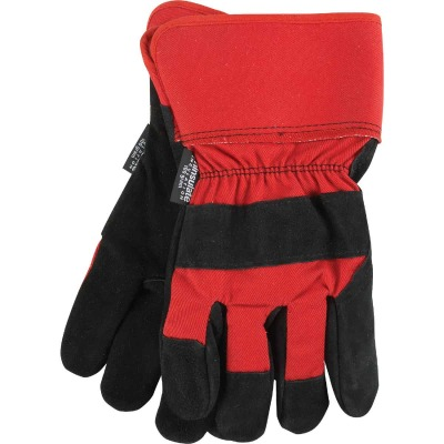 Do it Best Men's Large Leather Winter Work Glove