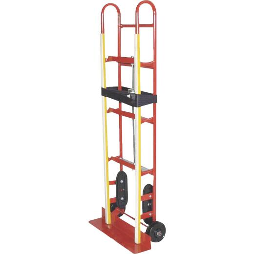 Milwaukee 800 Lb. Capacity 1 In. Tube Appliance Hand Truck with Stair Climber