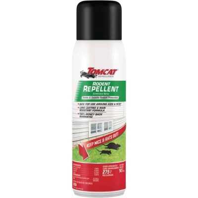 Tomcat 14 Oz. Aerosol Spray Mouse & Rat Repellent