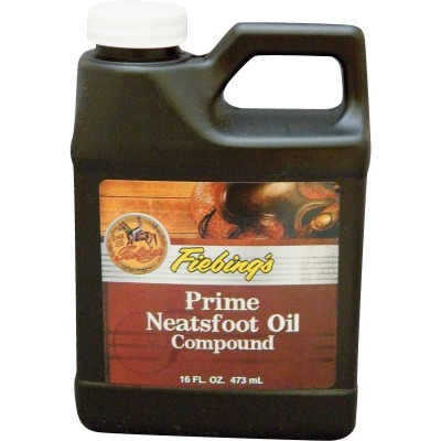 Fiebing's 16 Oz. Prime Neatsfoot Oil Compound