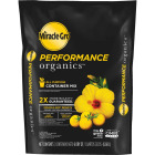 Miracle-Gro Performance Organics 6 Qt. 3 Lb. All Purpose Container Potting Soil Image 1