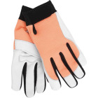 Midwest Gloves & Gear Women's Medium Goatskin Leather Work Glove Image 1