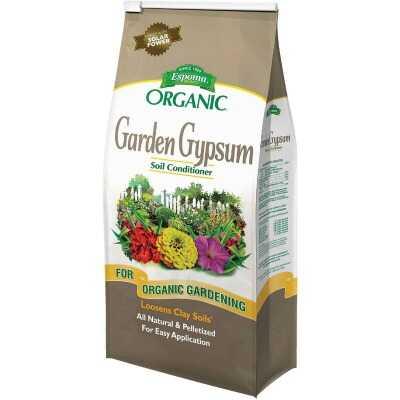 Espoma 6 Lb. Organic Garden Gypsum