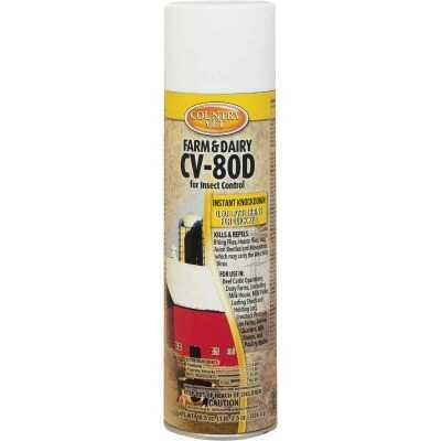 Country Vet CV-80D 18.5 Oz. Aerosol Fly Spray