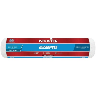 Wooster 14 In. x 3/8 In. Microfiber Roller Cover