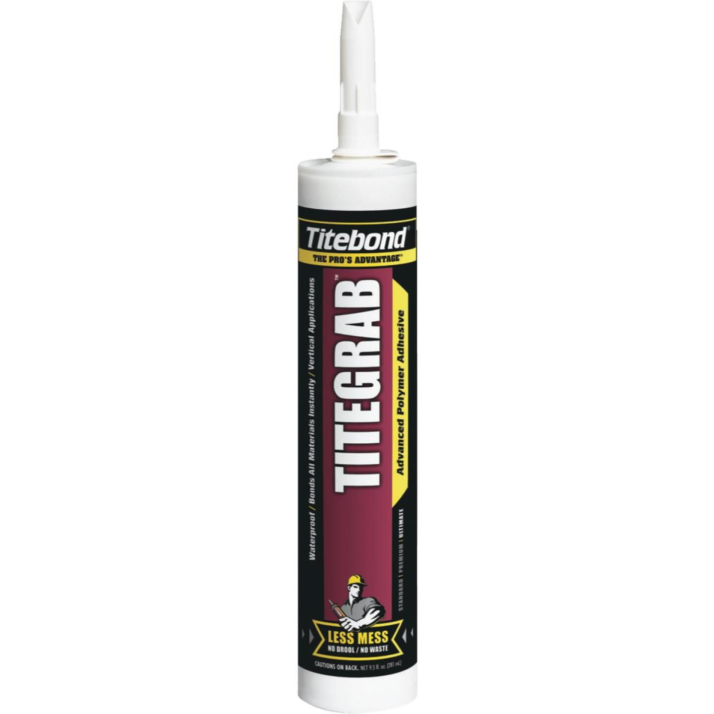 Titebond TiteGrab 9.5 Oz. Advanced Polymer Construction Adhesive Image 1
