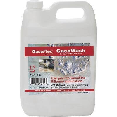 GacoFlex GacoWash 1 Qt. Concentrated Roof Cleaner, 194-031