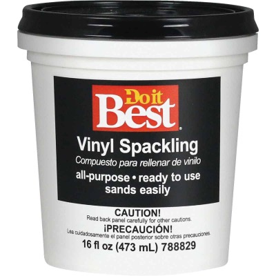 Do it Best 1 Pt. General Purpose Vinyl Spackling Paste
