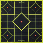 Birchwood Casey Shoot-N-C 8 In. Sight-In Paper Target Image 1