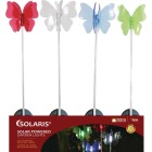 Alpine Solaris Rotating Plastic Butterfly 33.75 In. H. Solar Stake Light Image 3