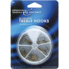 SouthBend Assorted Treble Fishing Hooks (20-Pack) Image 1