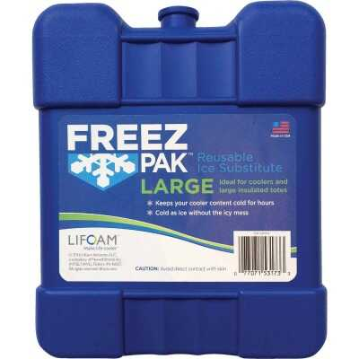 Lifoam Freez Pak 42 Oz. Blue Cooler Ice Pack