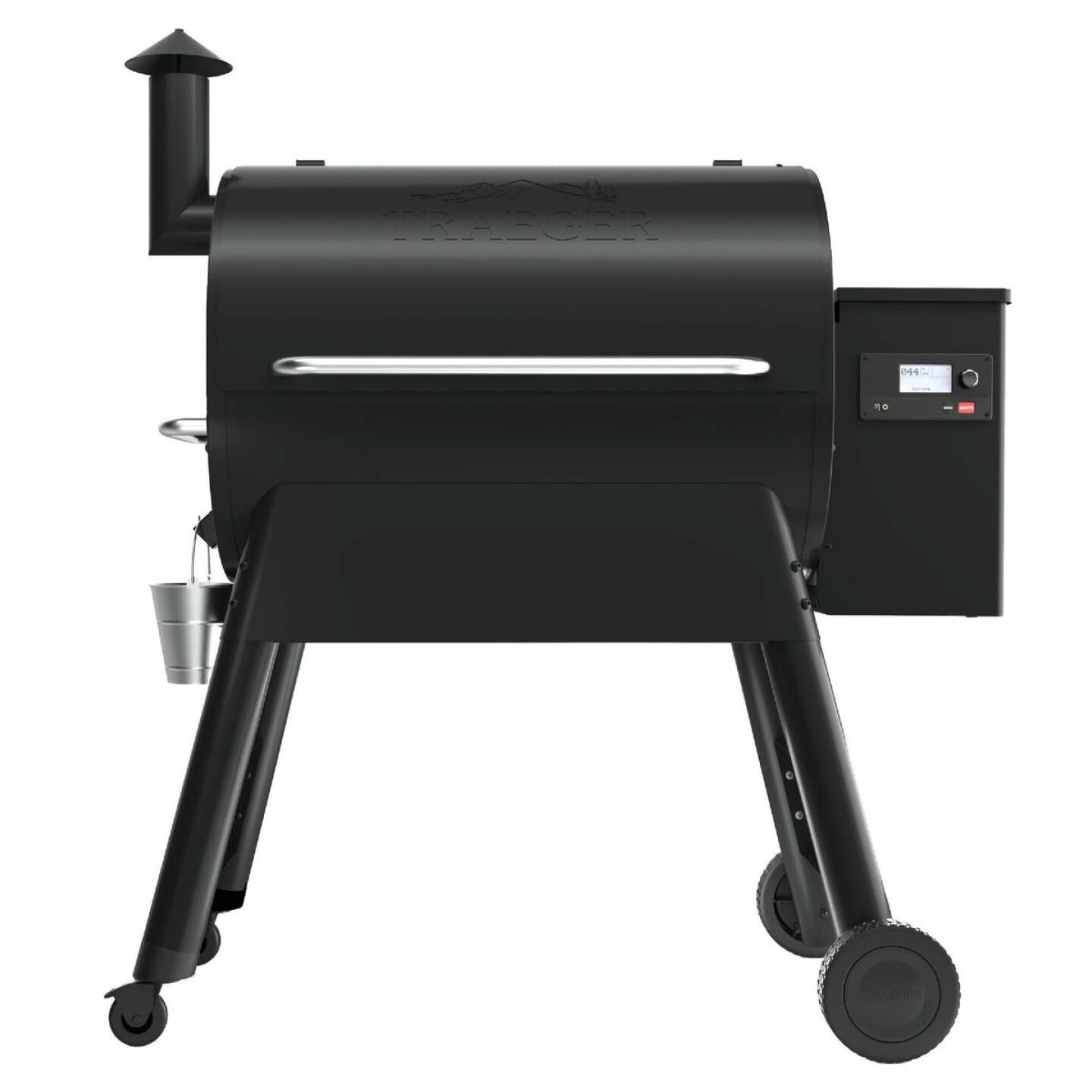 Traeger Pro 780 Black 36,000 BTU 780 Sq. In. Wood Pellet Grill Image 2